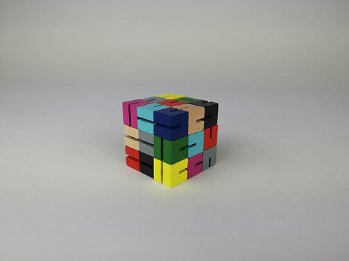 Farb-Sudoku-Würfel