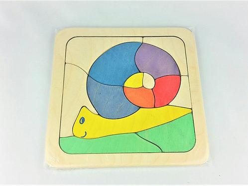 Schnecken Puzzle