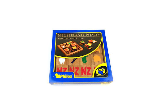 Neuseeland Puzzle