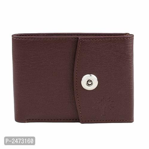 Fresh Arrival Dark Brown Two Fold Wallet
