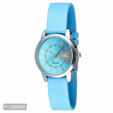 Stylish Analog Watche Blue for Women's
