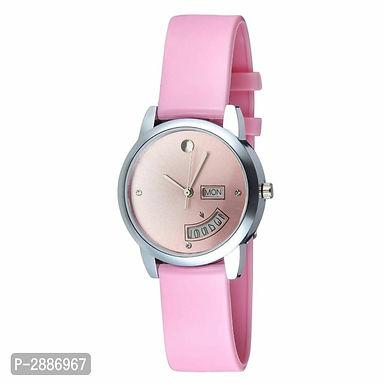 Pink Stylish Analog Watch Blue for Women's