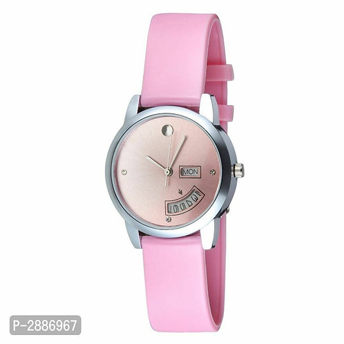 Pink Stylish Analog Watch Blue for Women's