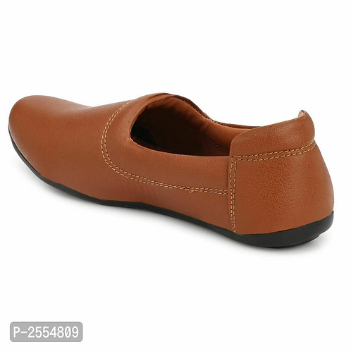 Brown Ethnic Footwear for Men