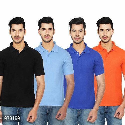 Multicolored Polo Combos