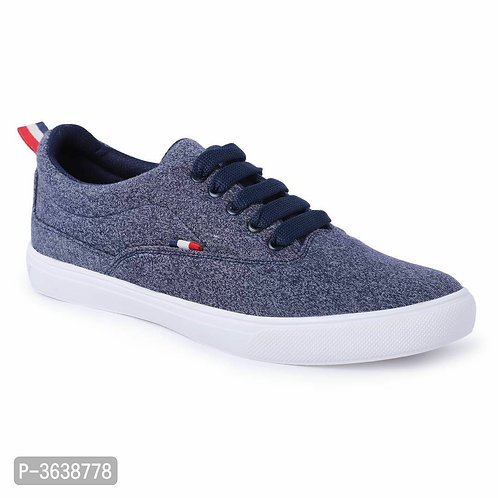 Dark Grey Casual Sneakers