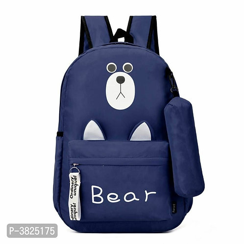 Imported Dark Blue Backpacks For Women
