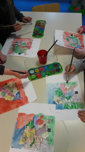 Kandinskij: l'emozione del colore!