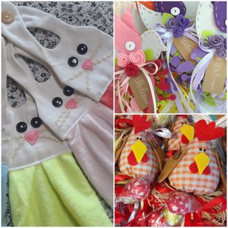 I lavori per il mercatino di Pasqua stanno prendendo forma!