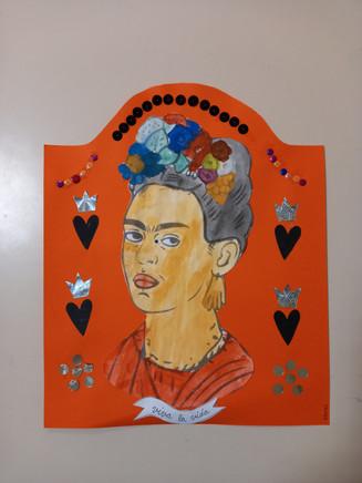 L' artista di gennaio: Frida Kahlo