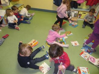 Quanto ci piace leggere!!!
