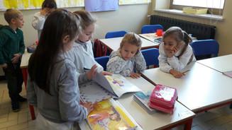 Visitiamo la scuola Carducci!
