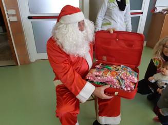 Direttamente dall'Australia...Babbo Natale!
