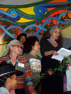 Sisters at Inauguration