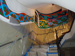 Stairwell July 26, 2010
