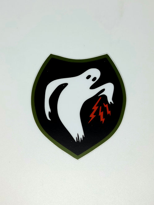 Ghost Army (sticker)