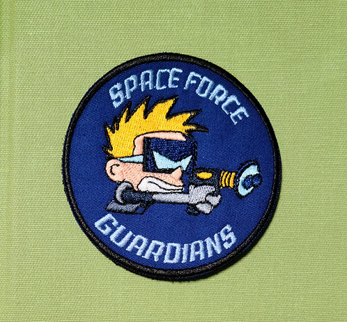 Space Force patch (velcro loop backed)