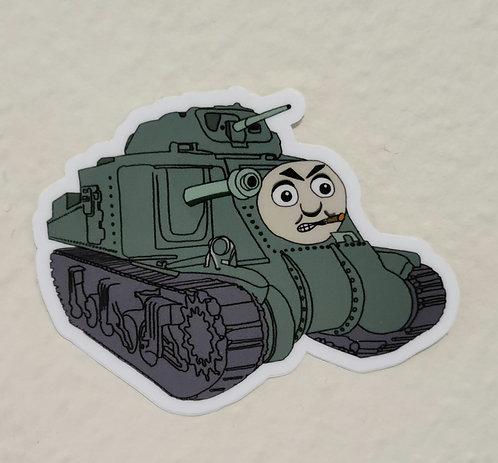 Thomas the Tank (sticker)