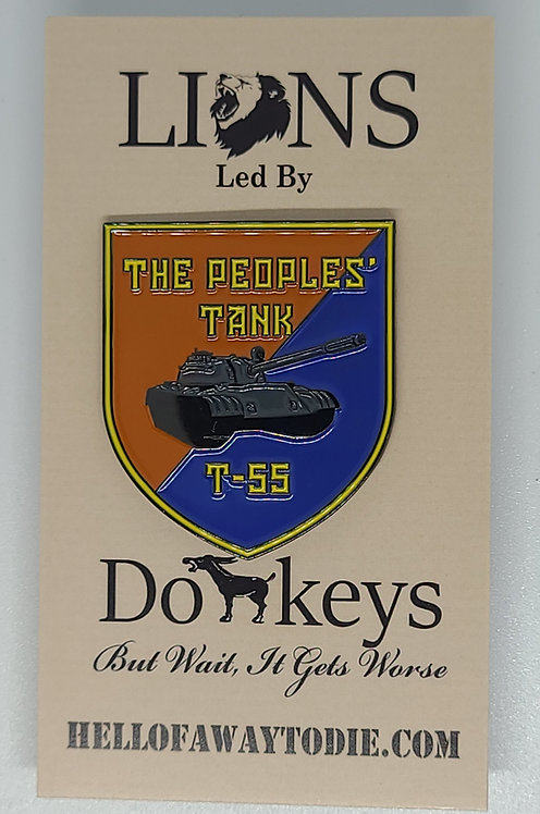 The people's tank (pin)