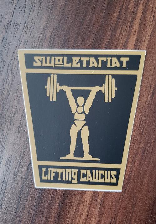 Swoletariat (sticker)