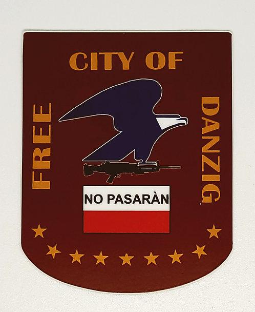 Free City of Danzig (Sticker)