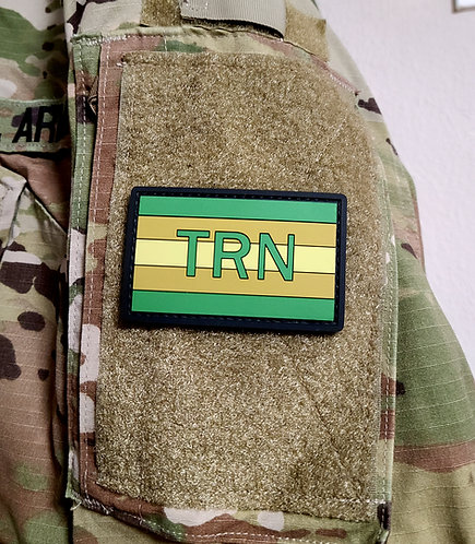 Woodland TRN (PVC velcro patch)