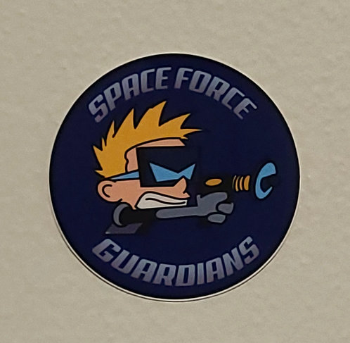 Space Force Guardians (sticker)