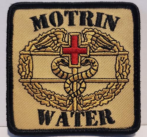 Army Medic (velcro backing)