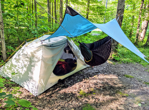 Shelters for Backpacking