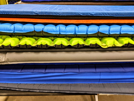 How to Choose a Sleeping Pad for Backpacking