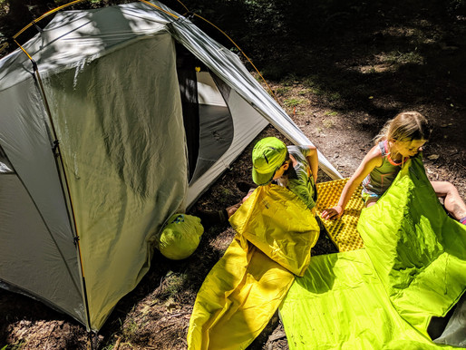 How to Choose A Sleep System for Backpacking