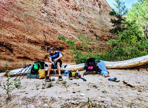 What You Need to Start Backpacking