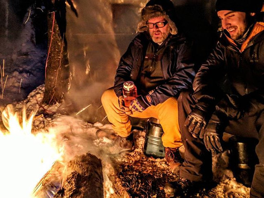 Part 3 - Almost Everything You Need To Know About Winter Camping