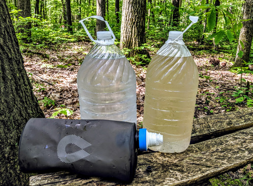 How to Get Safe Drinking Water in the Backcountry