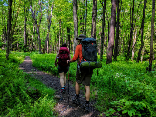 Top Tips for Safe Backpacking
