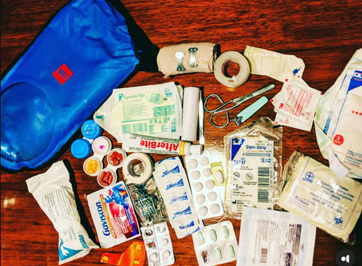 How to Build a First Aid Kit for Backpacking