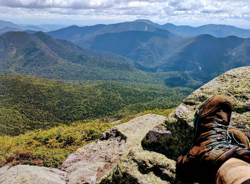 Best Backpacking Trips in the Adirondacks High Peaks