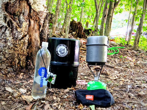 How to Build a Cook System for Backpacking