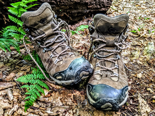 How to Choose Footwear for Backpacking