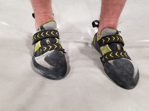 How to Choose Rock Climbing Shoes