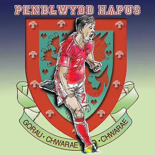 Carden Penblwydd Woodburn