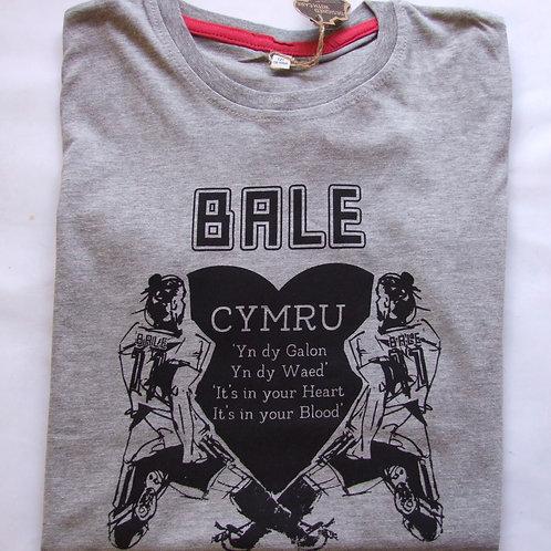 Crys-T Bale/CYMRU (plant) Kids T