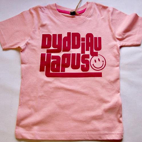 Dyddiau Hapus T-Shirt