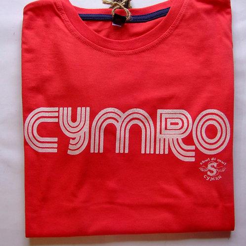 CYMRO Kids T