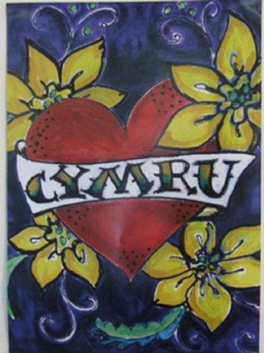 Poster Cymru