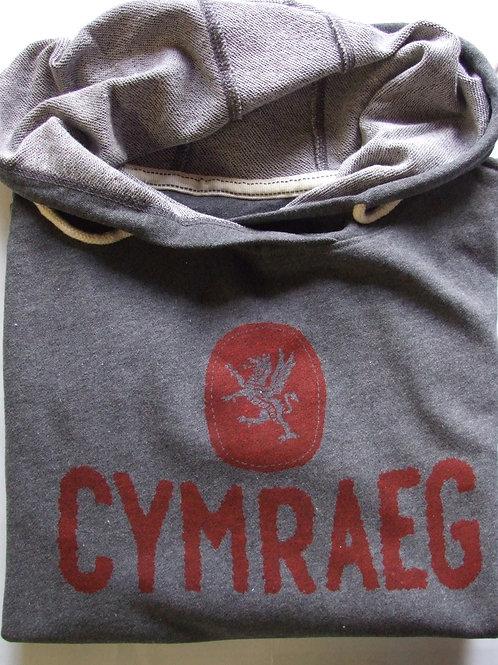 CYMRAEG Ladies style Hoodie