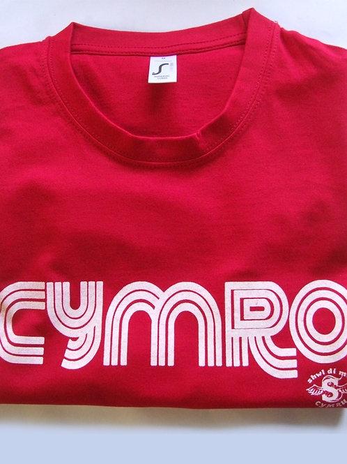 Crys-T Cymro/T Shirt