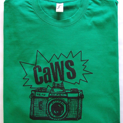 Crys-T Caws T-Shirt