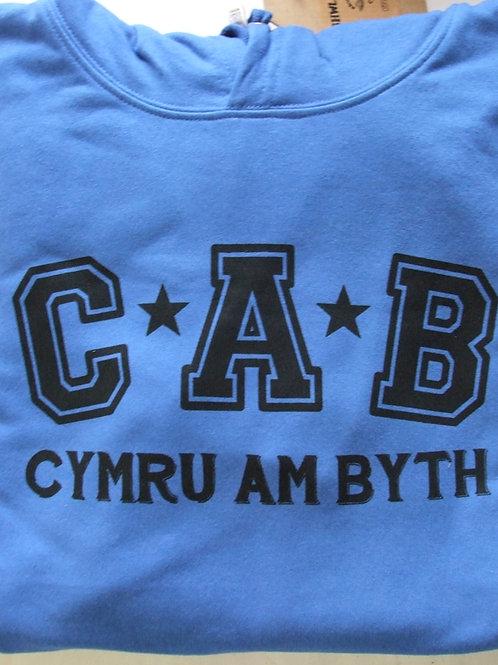 Hoodie Cymru Am Byth