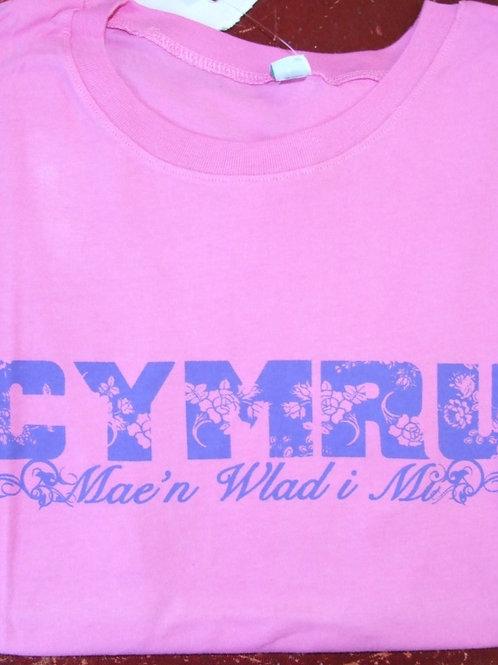 Crys-T Cymru Mae'n Wlad i Mi/Wales T